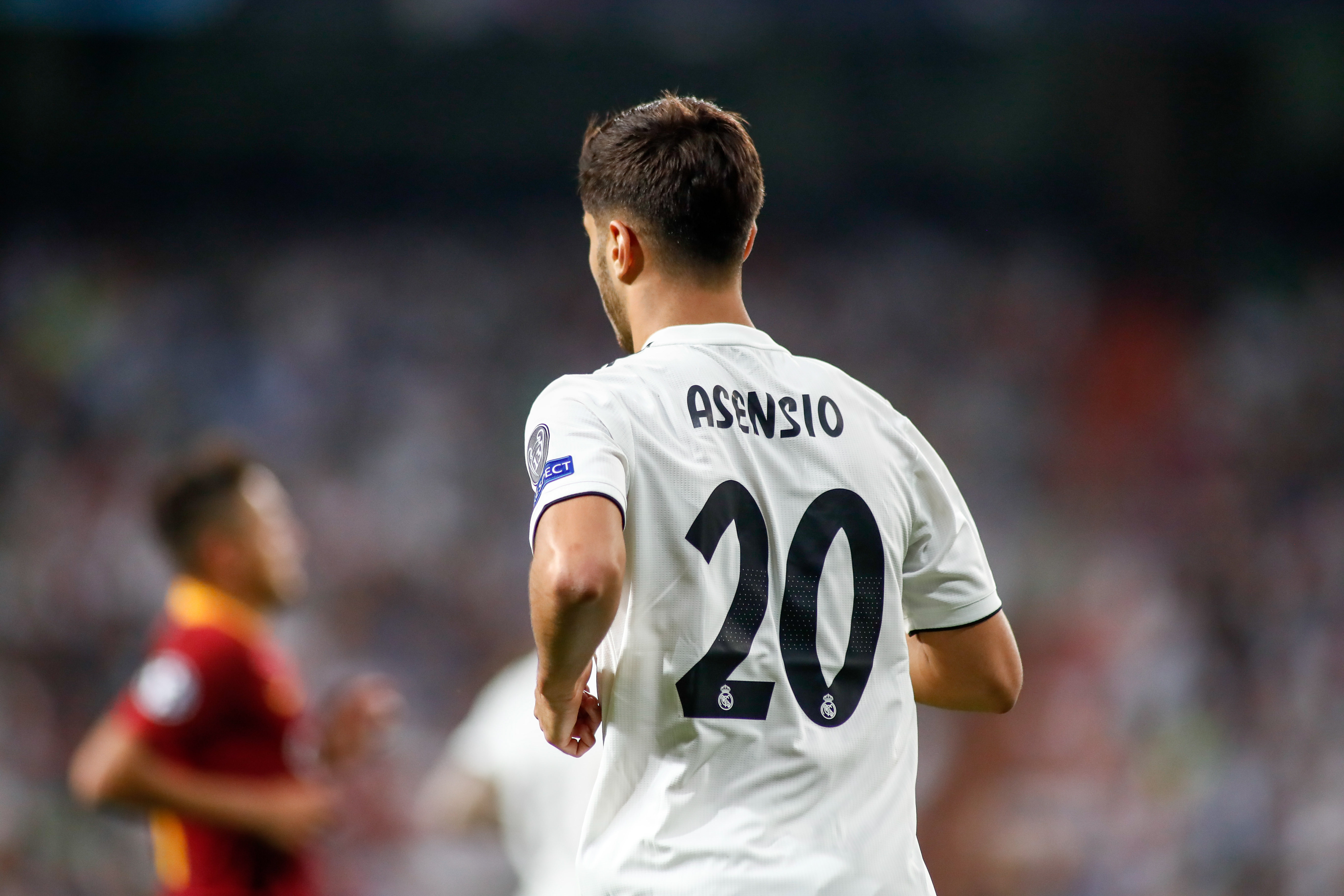 Real Madrid vs. AS Roma - Football Match Report - September 19, 2018