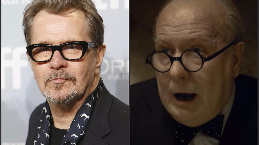 'Darkest Hour' Sees Gary Oldman Transform Into Winston Churchill