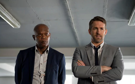 Ryan Reynolds and Samuel L. Jackson will be reprising their roles. Credit: Lionsgate Films