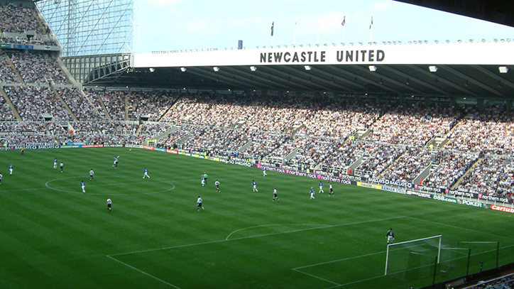 Newcastle Fan Banned For Three-Years After 'Shaking His Penis' At Spurs Supporters