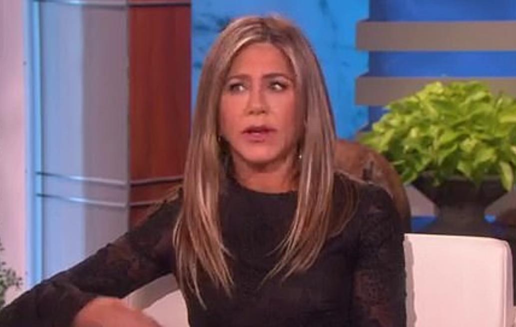 Jennifer was speaking to Ellen about he possibility of a reunion. Credit: The Ellen DeGeneres Show