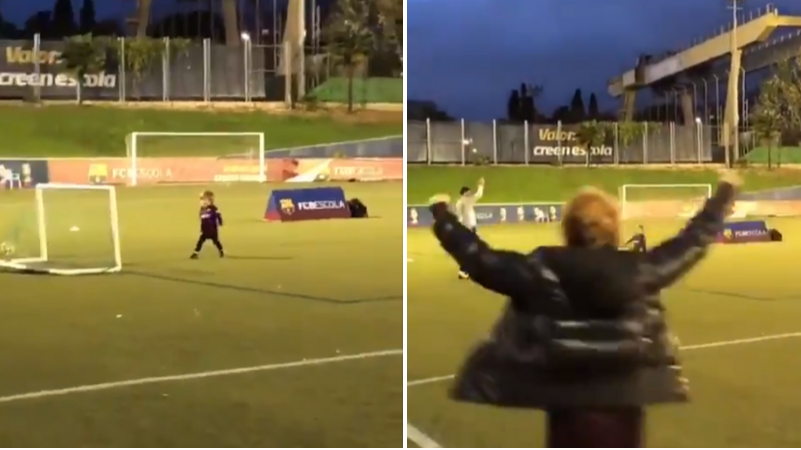 Shakira Is Officially A Full Blown 'Soccer Mom'