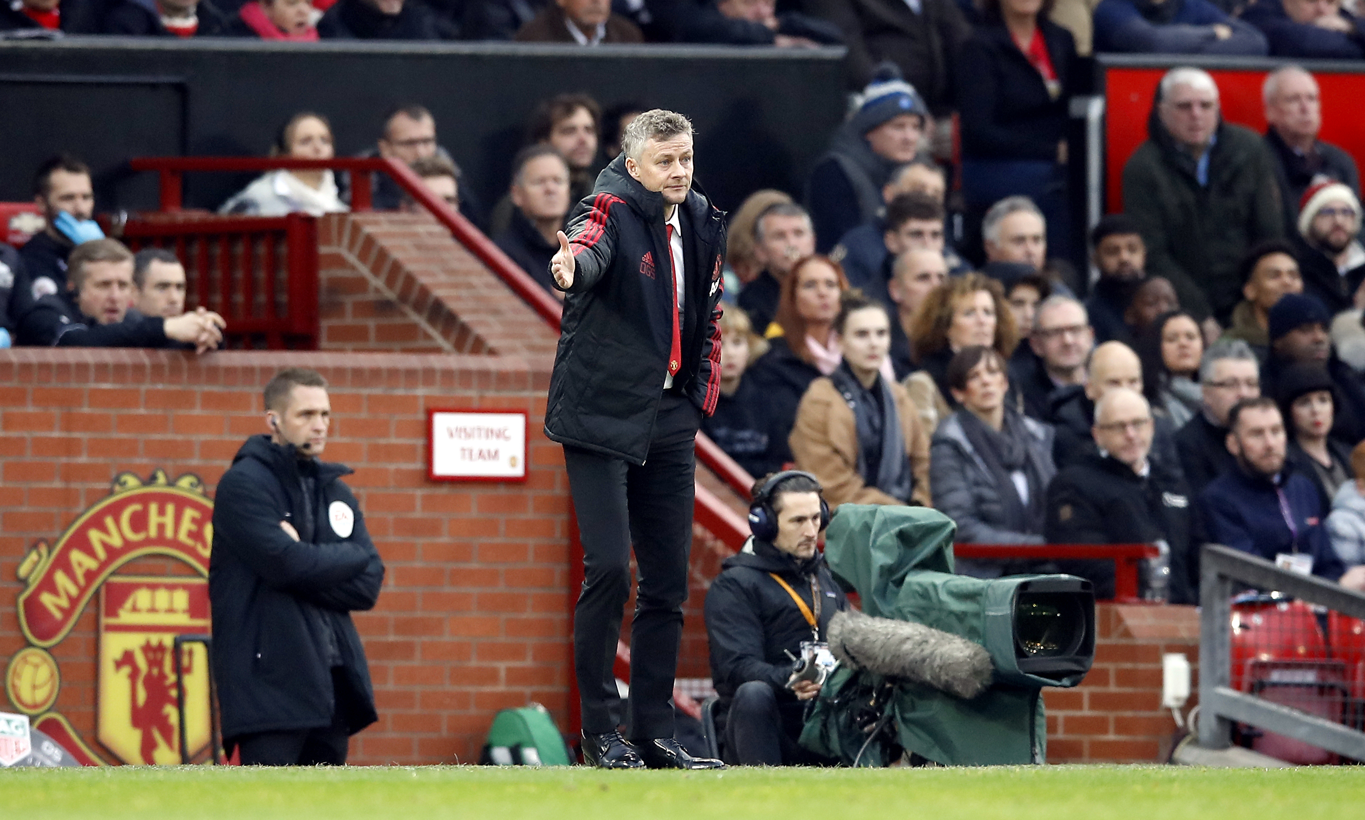 Ole Gunnar Solskjaer looking forward to 'special' Old Trafford return