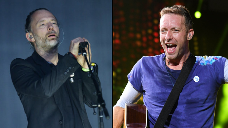 US TV Presenter Dubs Rock Band Radiohead 'The Poor Man's Coldplay'