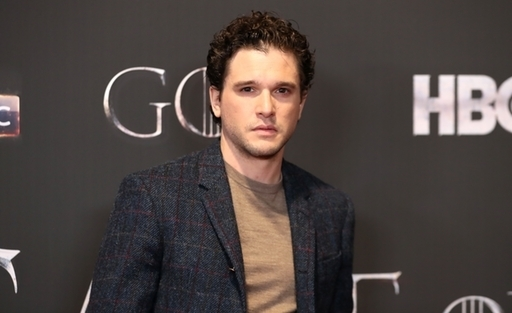 Kit Harington attending the Game of Thrones Premiere. Credit: PA