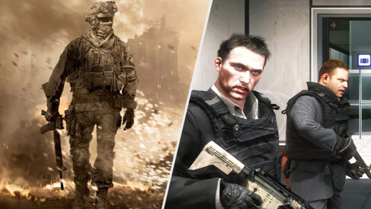 Call Of Duty Modern Warfare 2 Remaster Could Reportedly Release