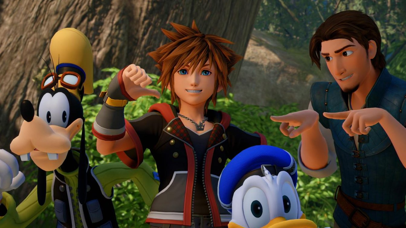 'Kingdom Hearts III' will launch this month. Credit: Square Enix