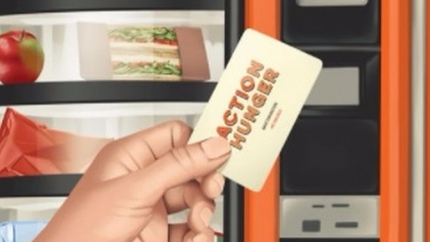 World's First Vending Machine For The Homeless To Be Installed In Nottingham