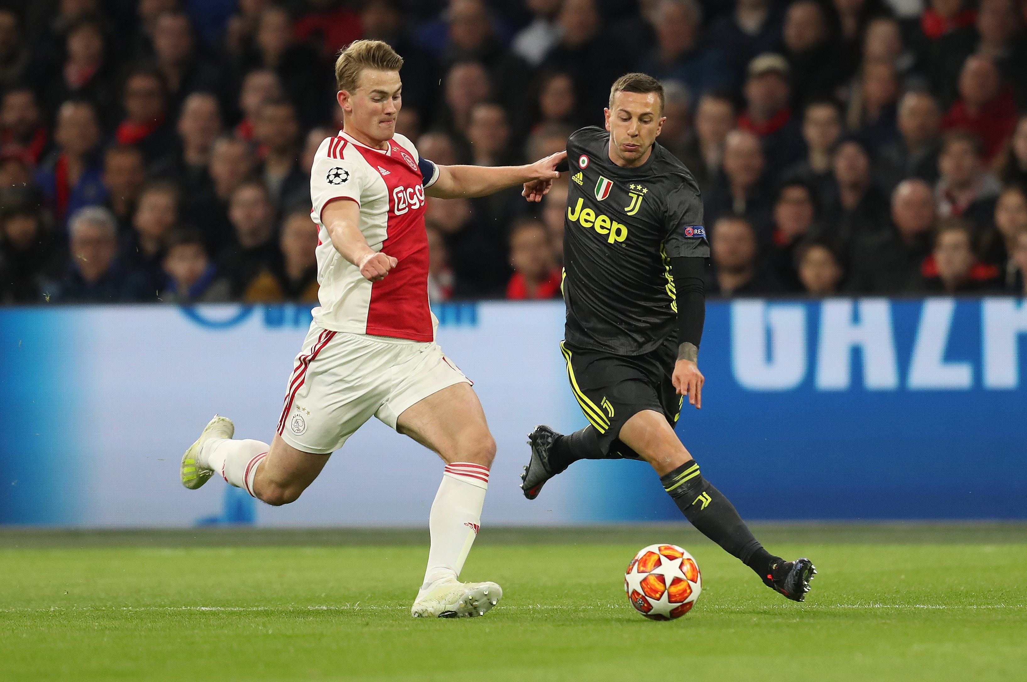Matthijs de Ligt confirms stance on summer move amid interest