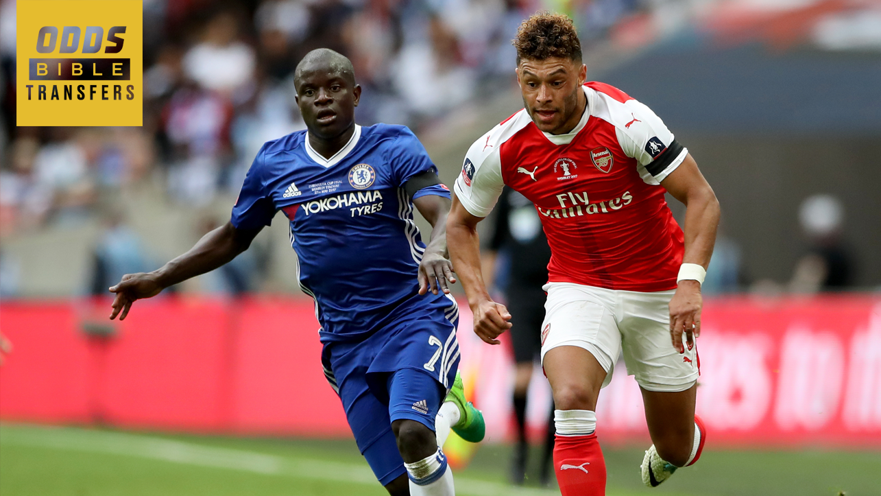 Chelsea Evens To Sign Oxlade-Chamberlain This Summer
