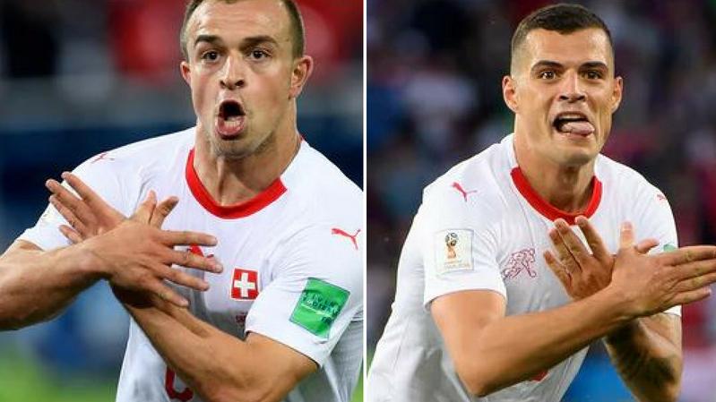 Switzerland's Controversial Goal Celebrations Explained