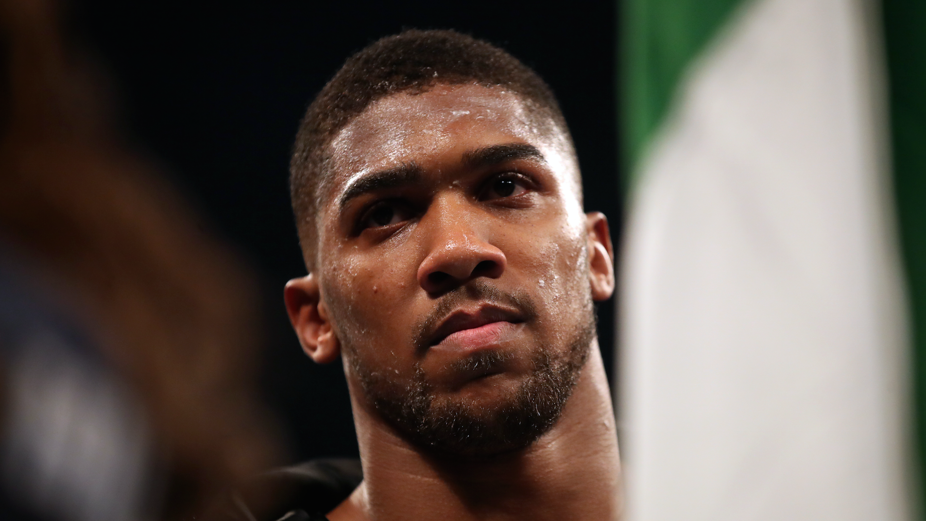 Anthony Joshua Has Responded To Deontay Wilder Calling Him Out
