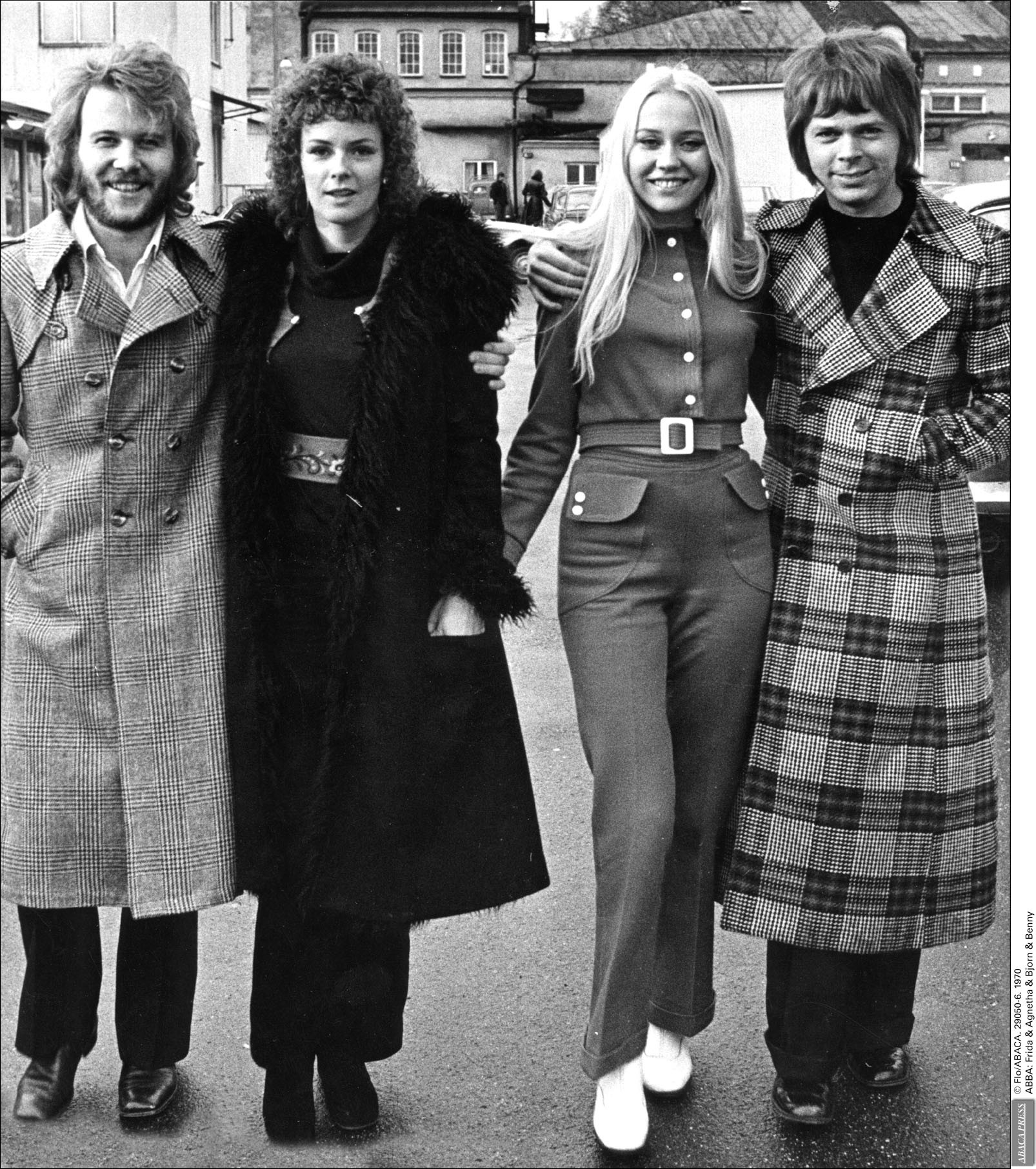 ABBA will release new music in 'September or October'. Credit: PA