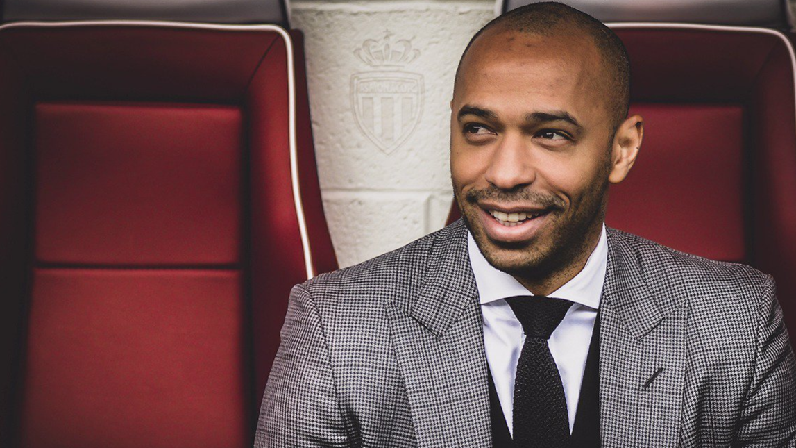 Thierry Henry Has Been Announced As AS Monaco Manager