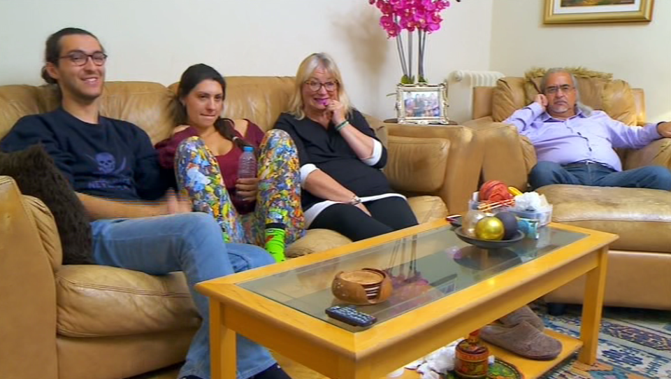 People Aren't Happy With How The 'Gogglebox' Cast Reacted To Moffatt's Win