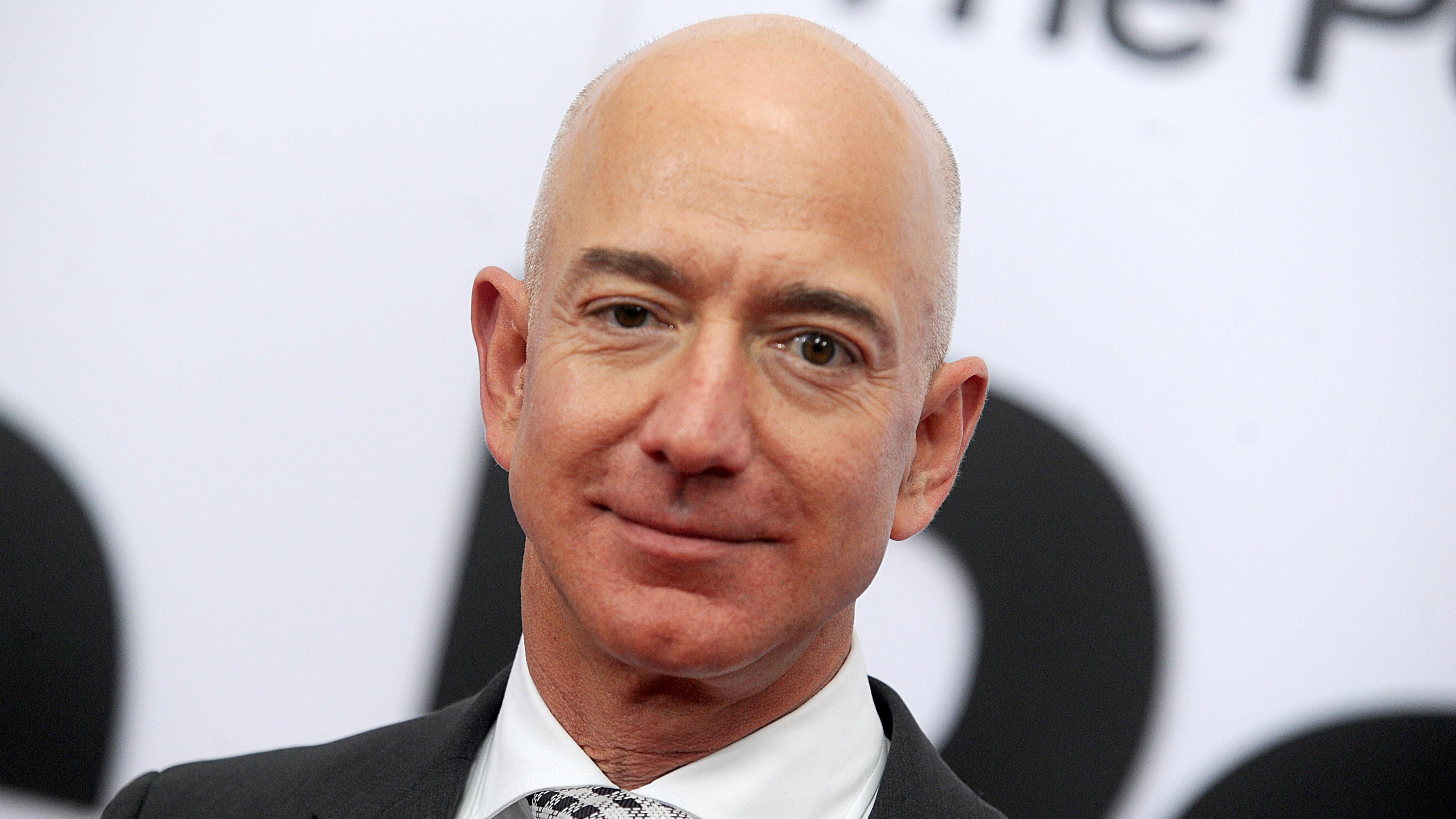 Amazon CEO Jeff Bezos Donates $33 Million To Fund For Undocumented US Students