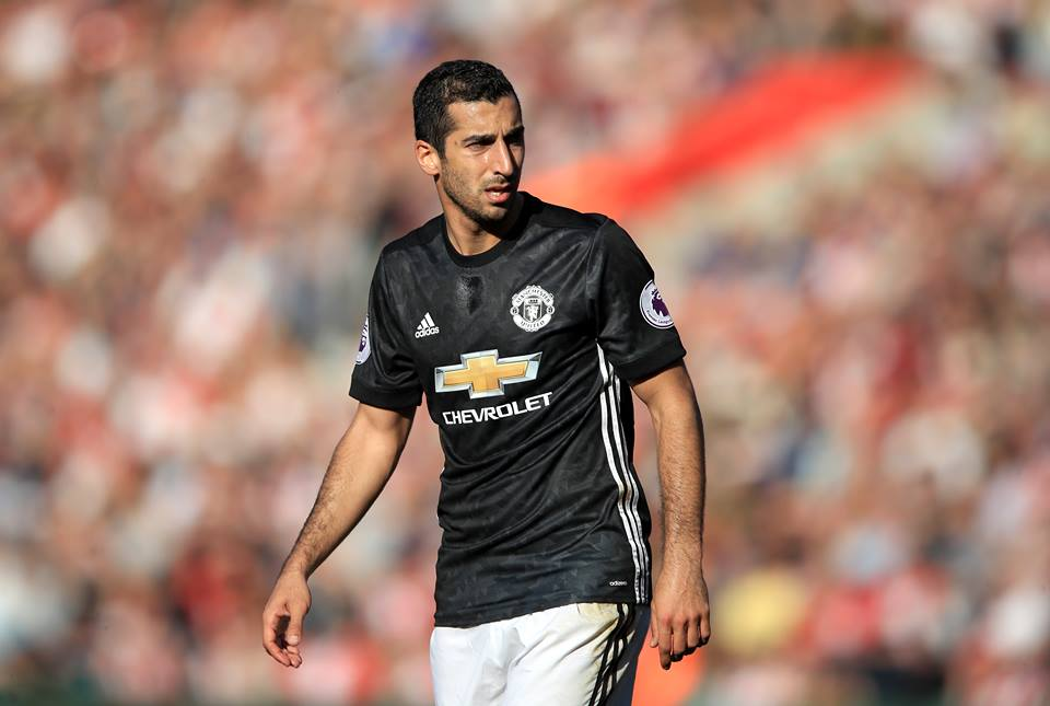 Jose Mourinho's Criticism Of Henrikh Mkhitaryan Is Blunt And Brutal