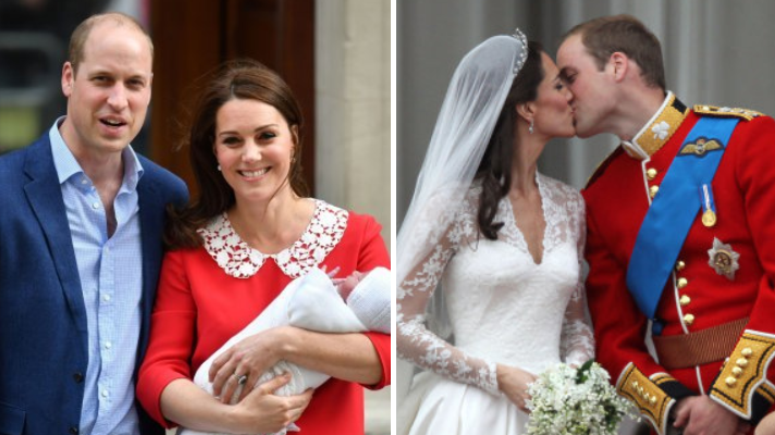BREAKING: Prince William And Kate Middleton Announce The Name Of Their Baby Boy