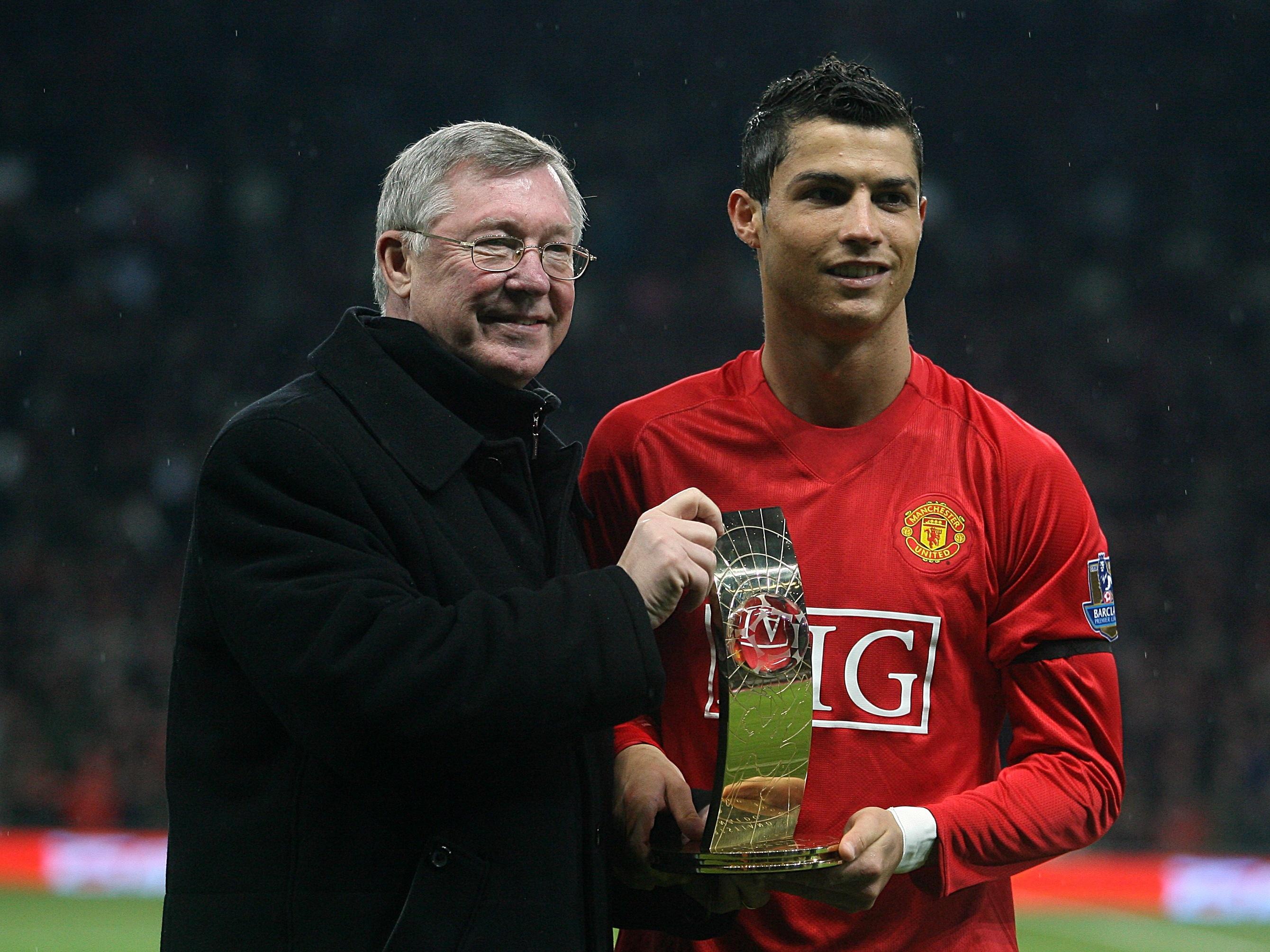 This Cristiano Ronaldo Interview On Sir Alex Ferguson