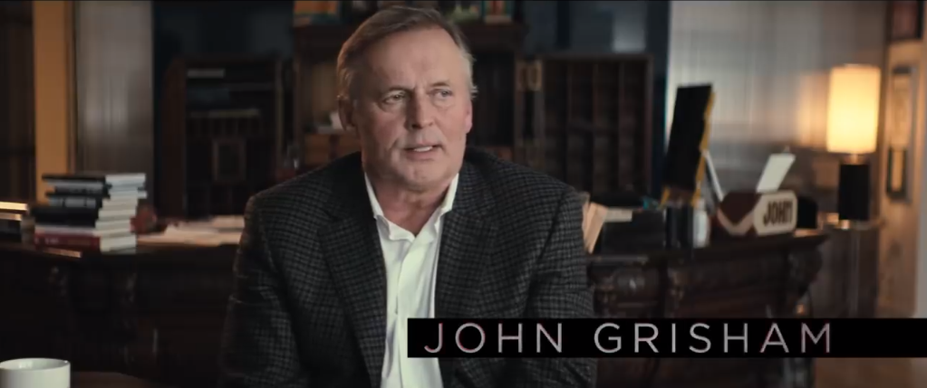 The six-part series is based on John Grisham's non-fiction book The Innocent Man: Murder And Injustice In A Small Town. (Credit: Netflix)
