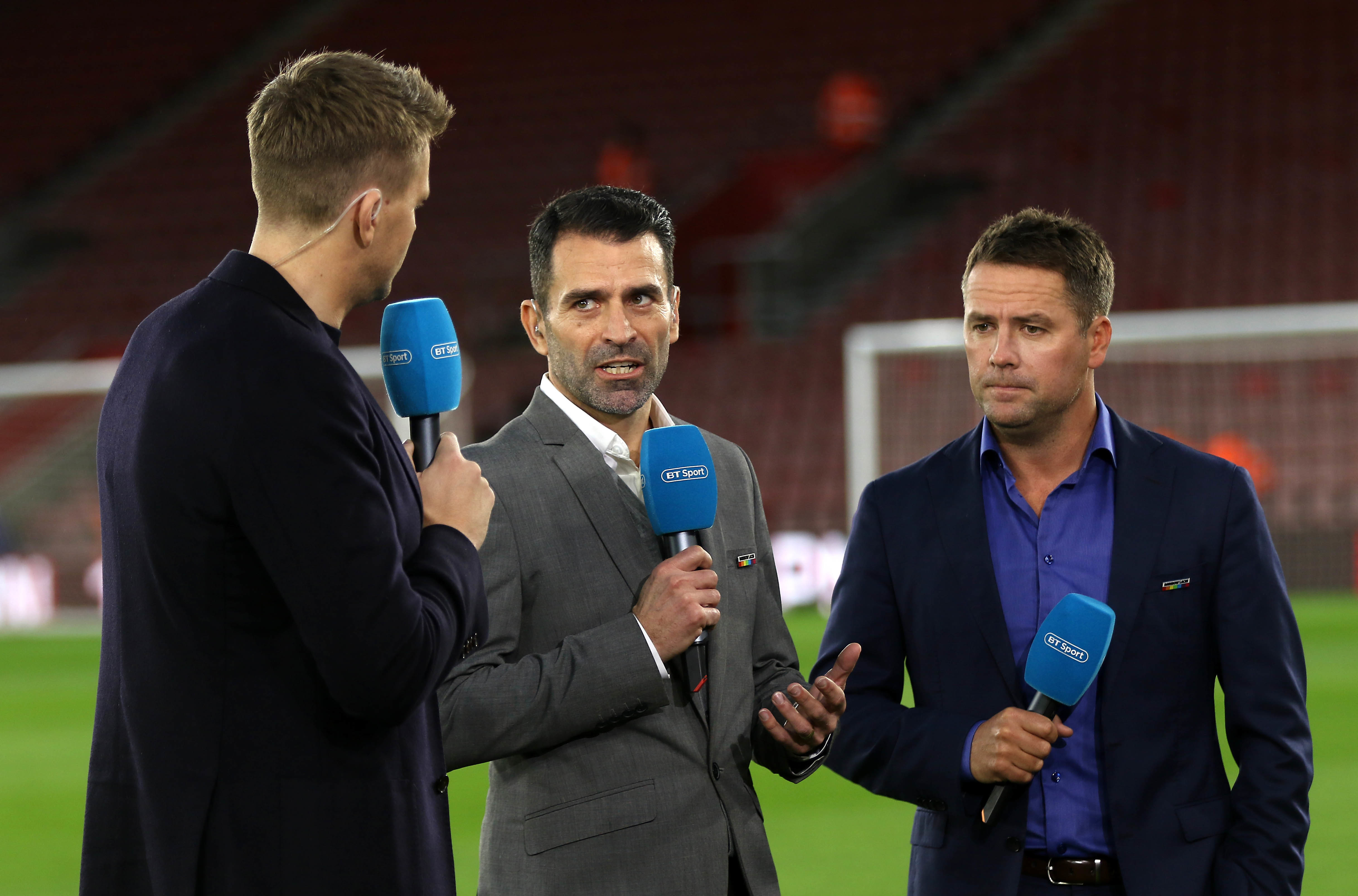 Michael Owen Has Made His Premier League Predictions For The