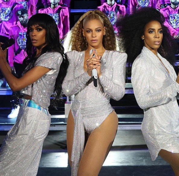 Are Destiny's Child Joining Beyonce's 'On The Run II' Tour?
