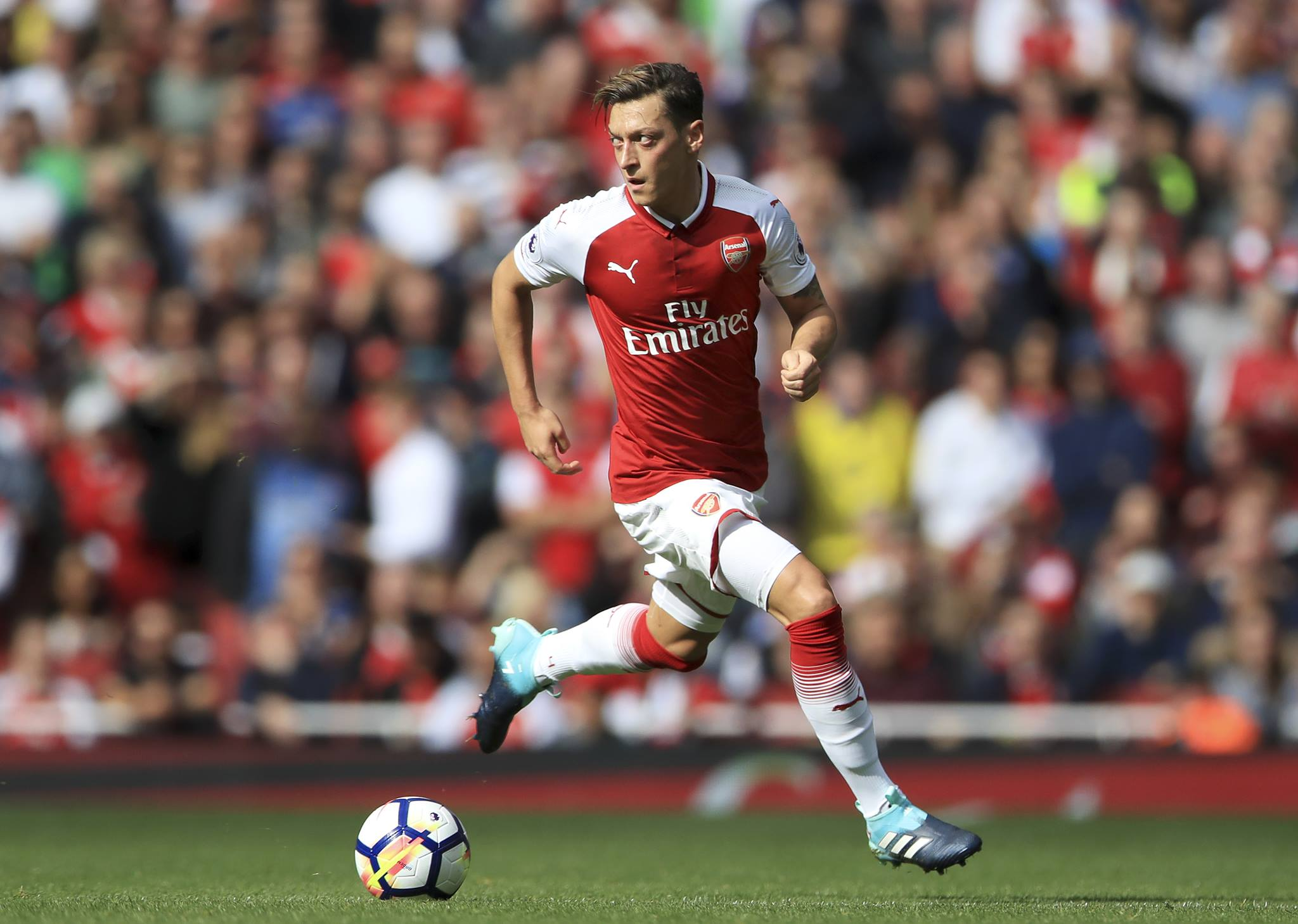 Ozil Planning To Quit Arsenal