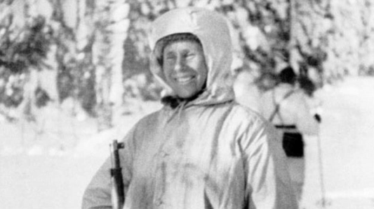 ​Deadliest Sniper In History? A Five-Foot Finnish Farmer Nicknamed The White Death, That's Who