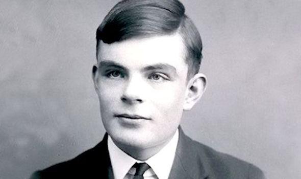 İngiliz matematikçi Alan Turing, yapay zekanın babası.  Kredi: SWNS