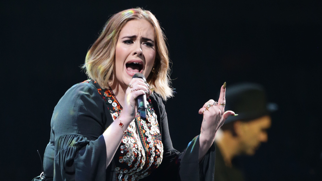 ​Adele Bags £9m - Despite Not Releasing Anything For Two Years