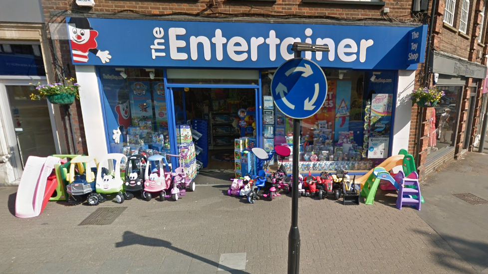 Toy Shop Owner Plans To Shut On Christmas Eve - And Lose Millions