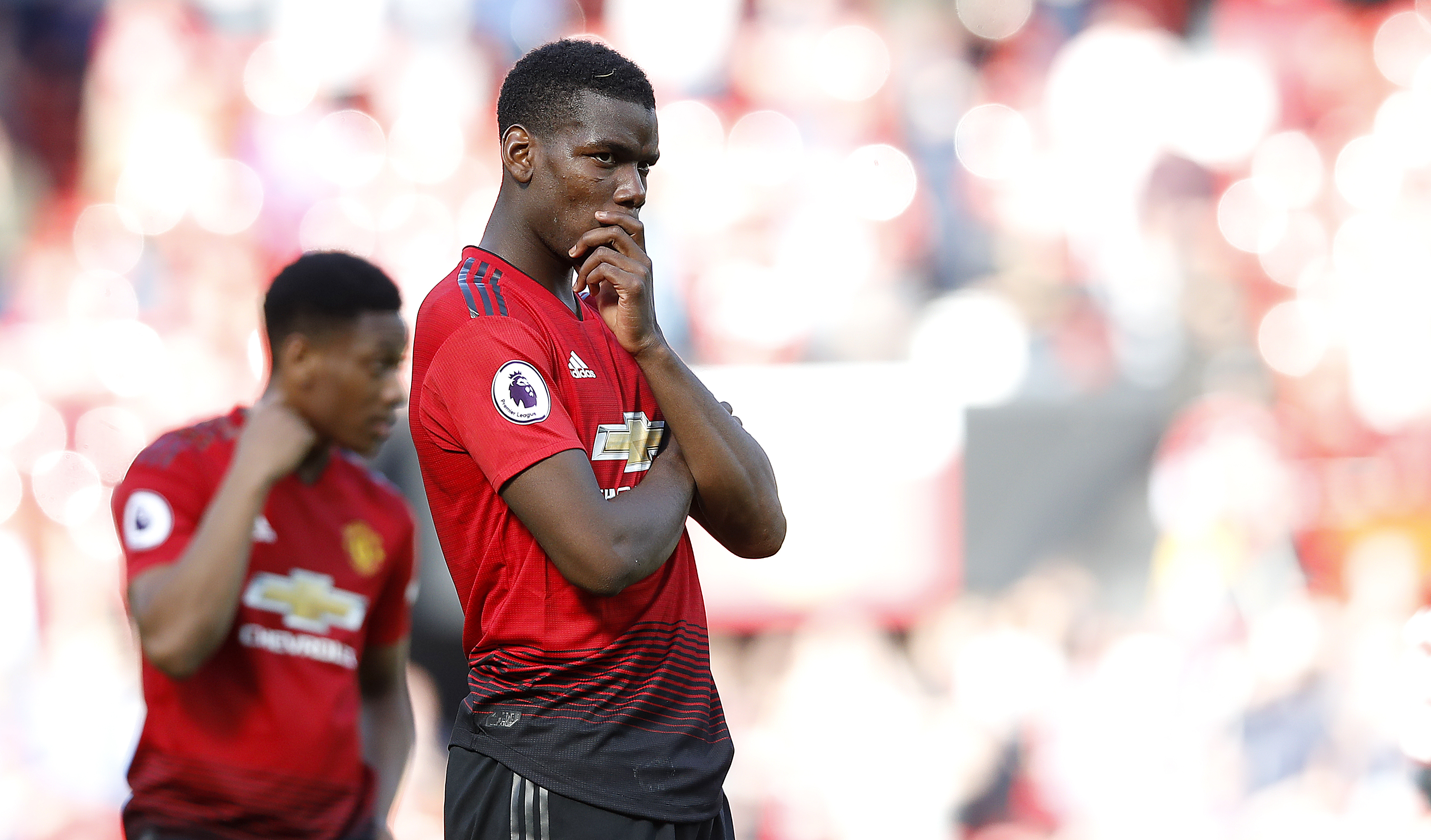 Man United's Paul Pogba heading toward Juventus return