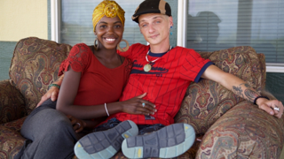 Man Born Without Thighs Finds Love With Woman A Foot Taller Than Him