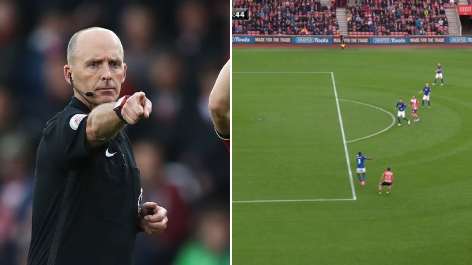 IT'S OFFICIAL: Mike Dean Is The Worst Referee Ever