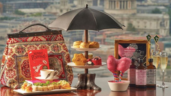 This Mary Poppins Afternoon Tea Is Practically Perfect In Every Way