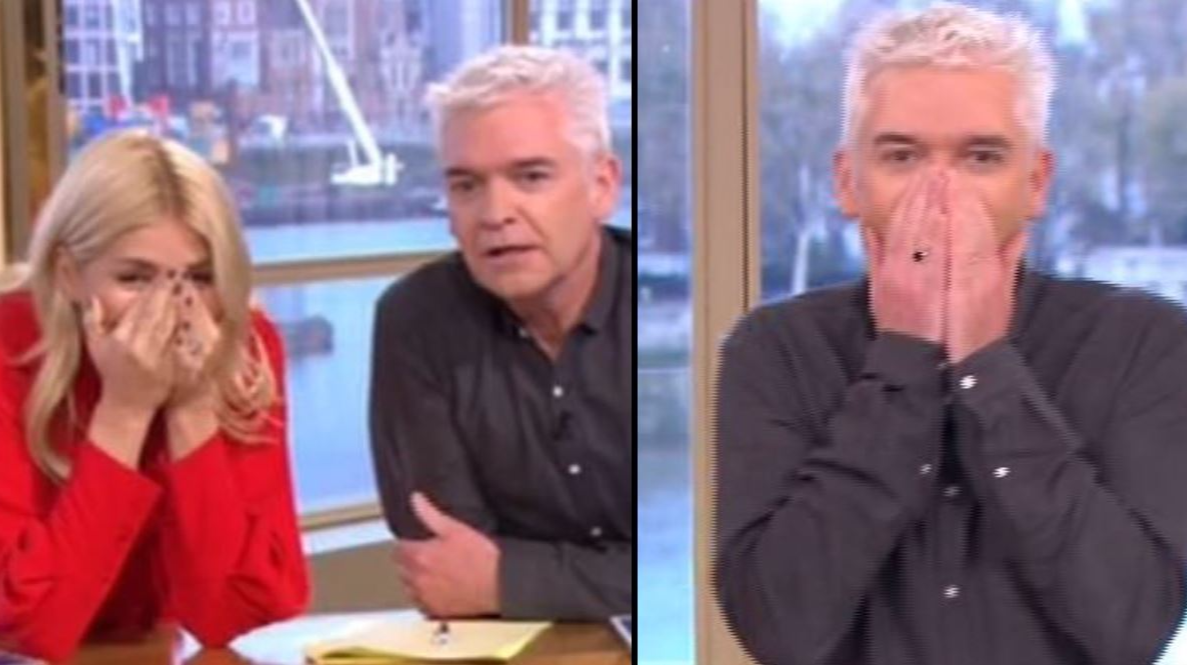 'This Morning' Team Call The Wrong Woman When Trying To Give £5,000 To A Competition Winner