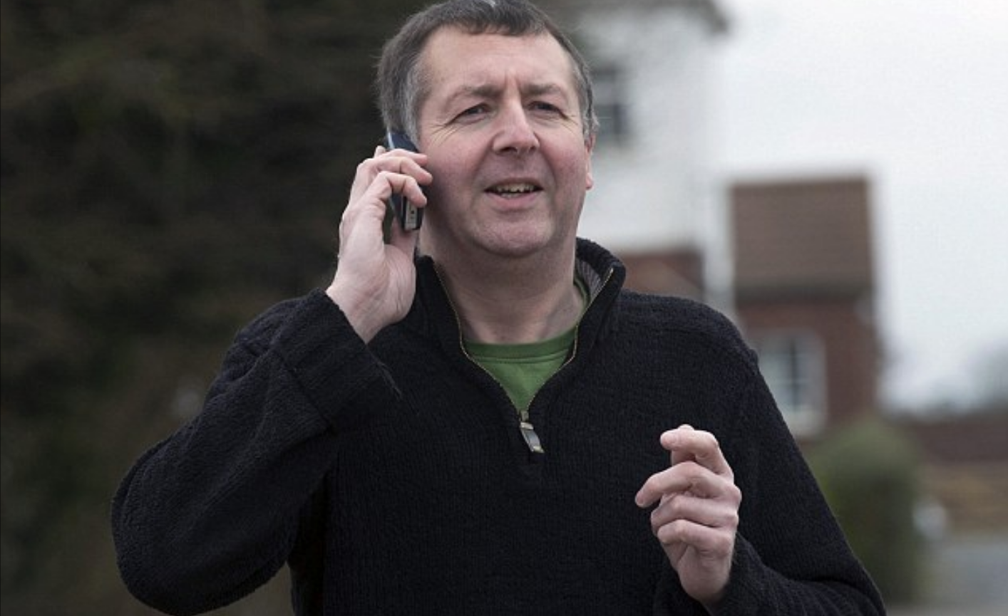 Ex-Soldier Still Using Phone After It Survives Iraq And Afghanistan