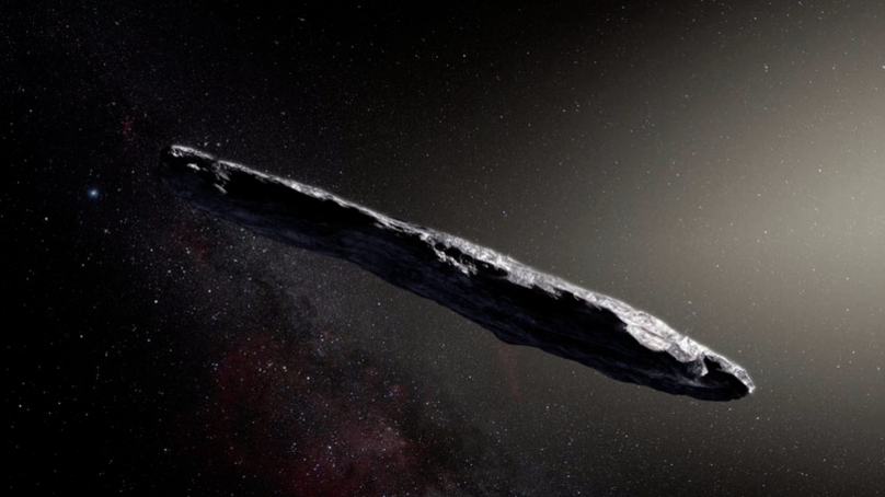 Scientists Reveal Info About First Ever Alien Object To Visit Our Solar System