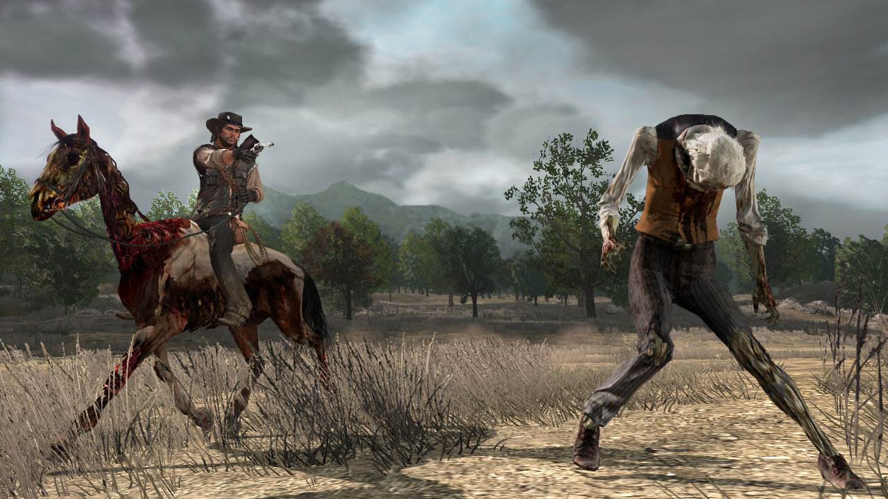 How Does Red Dead Redemption 2 On PS4 And Xbox One Compare?