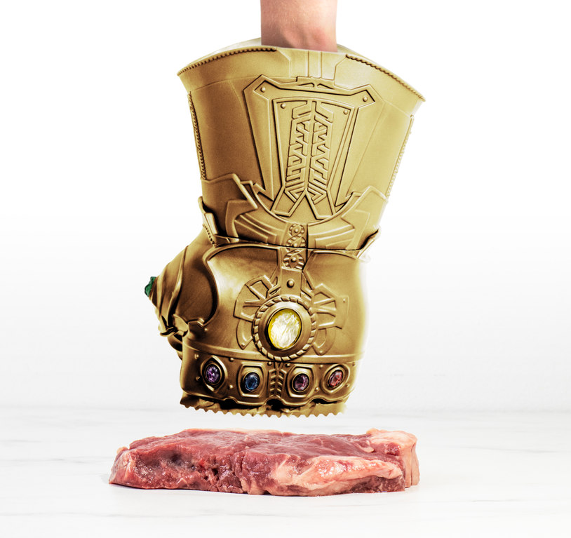 Pound your meat into oblivion. Credit: Firebox