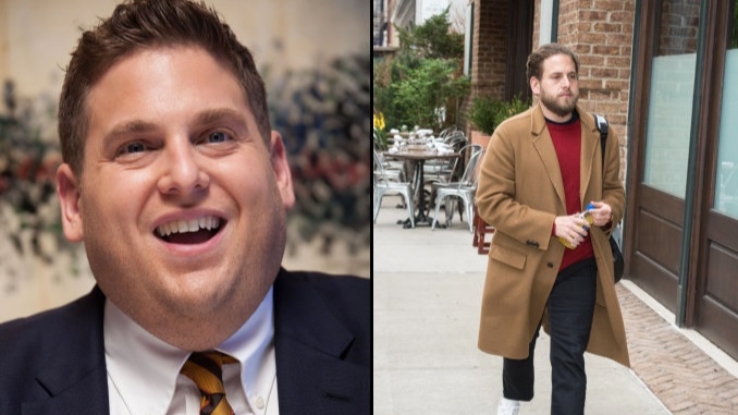 Jonah Hill Has Gone And Lost A Load Of Weight... Again