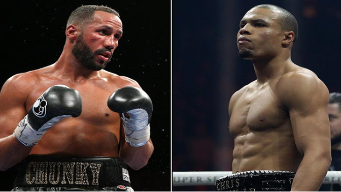 James DeGale To Fight Chris Eubank Jr In London On February 23rd