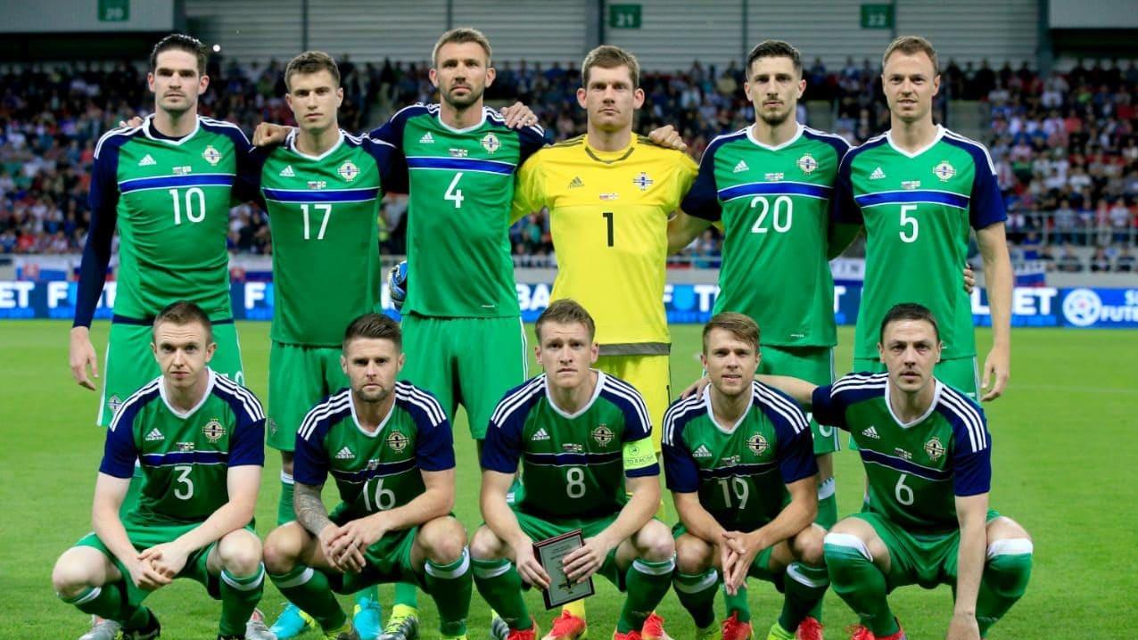 Danny Archer S Northern Ireland Vs Switzerland World Cup
