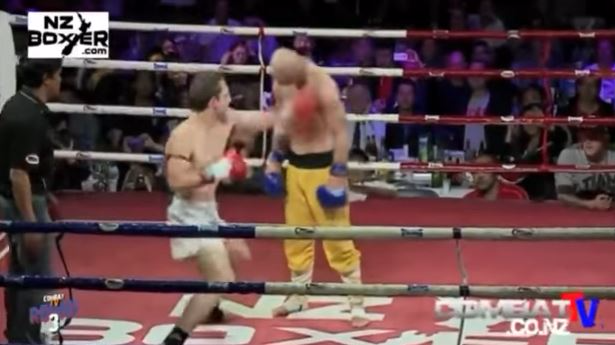 'Shaolin Monk' Takes Hit After Hit But Refuses To Go Down