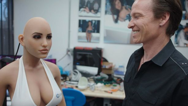 Channel 4's 'The Sex Robots Are Coming' Has People Suitably Freaked Out
