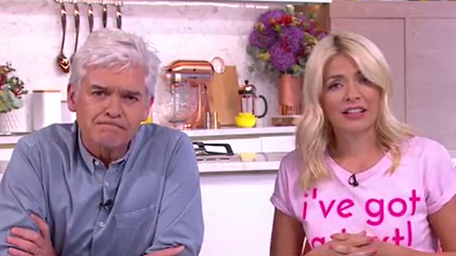 Phillip Schofield Reaffirms Legend Status After Offering To Pay Off A Woman's Debt