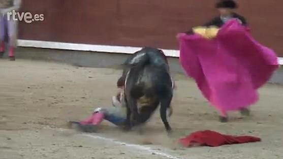 23-Year-Old Bullfighter Gored Through Throat, Mouth And Tongue
