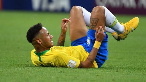 Neymar Revealed The Reason Why He Dives To Ronaldo