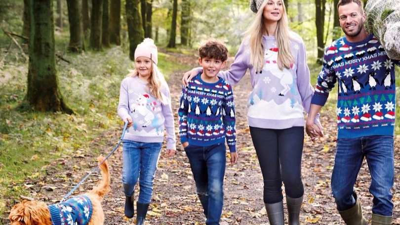Aldi Is Selling Matching Christmas Jumpers For You And Your Pet