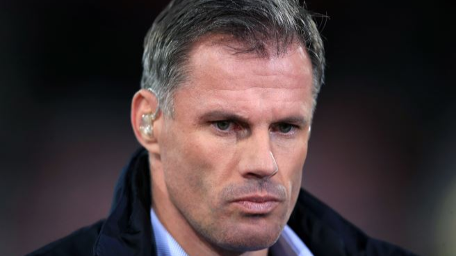 Sky Sports To Speak To Jamie Carragher Over 'Unacceptable Behaviour' Following Spitting Incident